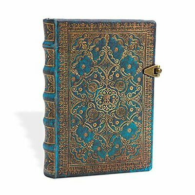 Equinoxe, Azure, Mini Lined Journal By Paperblanks