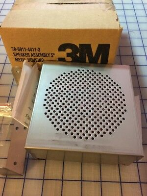3M 78-6911-4411-3  Drive Thru Speaker New In Factory Packaging NOS