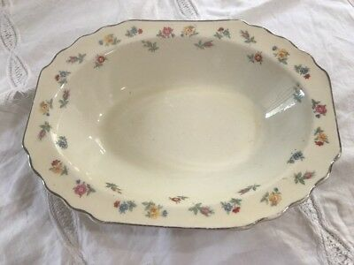 LIDO W.S. GEORGE CANARYTOME 019A Fruit Bowl