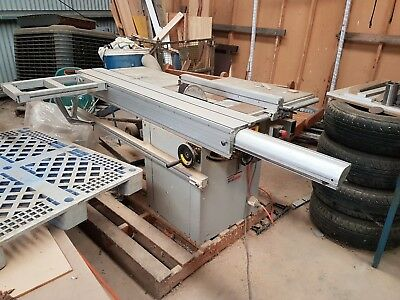 Hafco Woodmaster Panel Saw - Hare & Forbes
