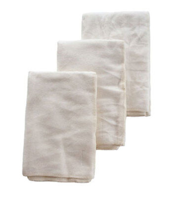 Baby Bamboo Reusable Nappy inserts OR Large wipes, cloth wipes, baby wipes