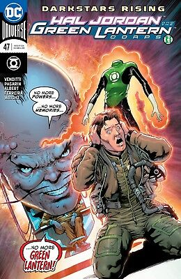Hal Jordan And The Green Lantern Corps #47 Dc Universe  - Release Date 27/06/18
