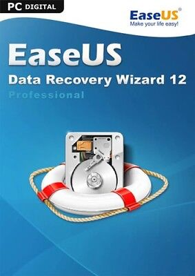 EaseUS Data Recovery Wizard PRO 12.8 ESD Download Windows