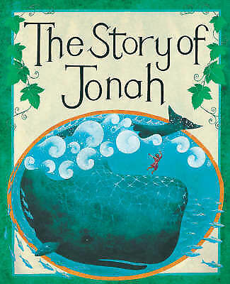 Mayo, Diana,Auld, Mary, The Story of Jonah (Bible Stories), Very Good Book