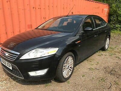 Ford Mondeo 2008 2.0 TDCi Spares Or Repairs