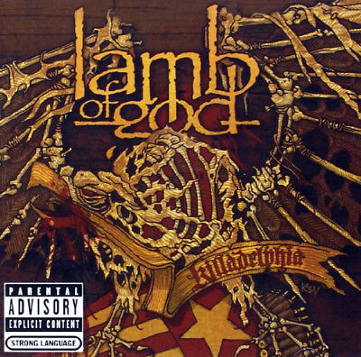 Lamb of God - Killadelphia CD NEW