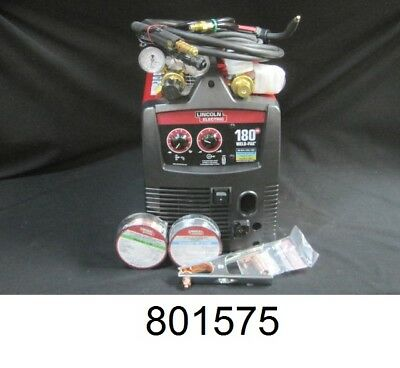 Lincoln Electric Weld-Pak 180HD MIG Wire Feed 230V Welder