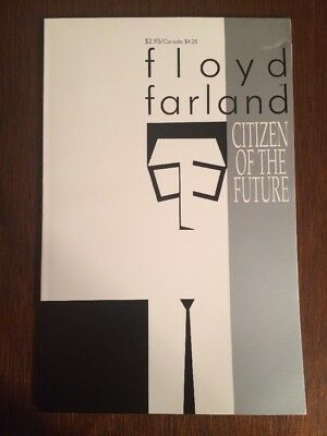 Floyd Farland Citizen Of The Future 1 1St Chris Ware Jimmy Corrigan Image 1987