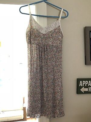 gap maternity small Nightgown With Releasable Straps