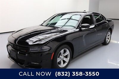 Dodge Charger SXT Plus Texas Direct Auto 2018 SXT Plus Used 3.6L V6 24V Automatic RWD Sedan