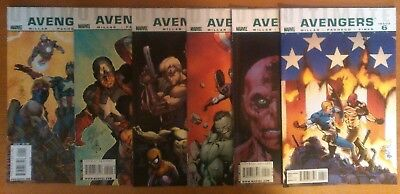 Ultimate Avengers #1 to 6 - Marvel Comics Complete Set