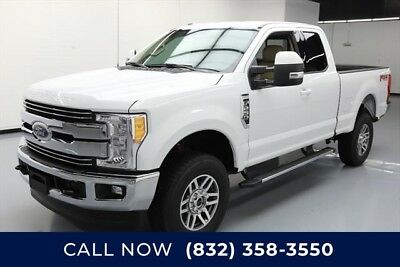 Ford F-250 4x4 Lariat 4dr SuperCab 6.8 ft. SB Pickup Texas Direct Auto 2017 4x4 Lariat 4dr SuperCab 6.8 ft. SB Pickup Used Automatic