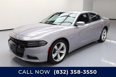 Dodge Charger R/T 4dr Sedan Texas Direct Auto 2017 R/T 4dr Sedan Used 5.7L V8 16V Automatic RWD Sedan