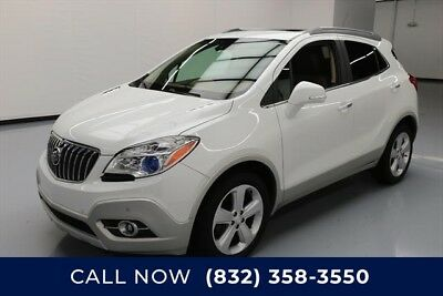 Buick Encore Premium Texas Direct Auto 2015 Premium Used Turbo 1.4L I4 16V Automatic FWD SUV Moonroof