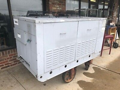 ColdZone Air Cooled Refrigeration System Model CZ6S3A