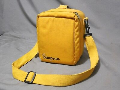 Simpson Yellow Padded Carrying Case for 260 Series
