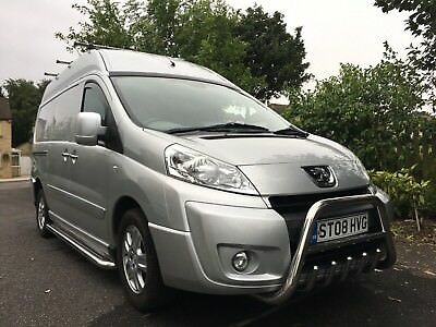 e96beac044 Peugeot expert van long wheel base high roof 2.0HDI 2008 extra high roof  128bhp