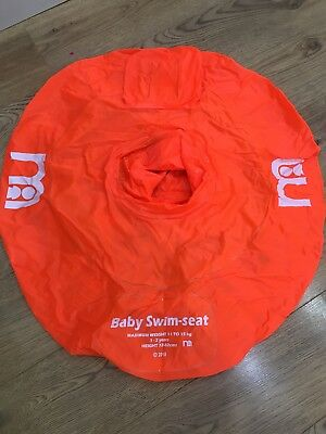 Mothercare Baby Swim Seat Stage 2 Max Weight 11 To 15kg 1-2 Yrs Height 72-82 Cm