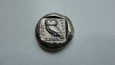 Repro Ancient Greek Coin Rare Stater Lycia With Owl Free Worldwide Shipping