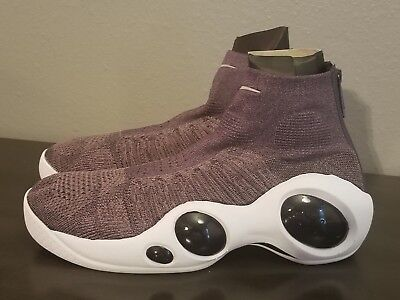 a3676cf445cff4 ... Nike Flight Bonafide Taupe Grey Dark Raisin Flight Jason Kidd 917742-200  sz 10.5 ...