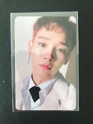 EXO CBX - Blooming Days Chen photocard kpop