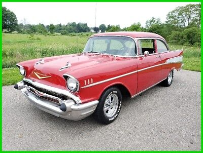 Chevrolet Bel Air/150/210 1957 Chevrolet Bel Air 57 Chevy Belair 1957 Chevrolet Bel Air 350ci V8 4-Speed Manual 57 Chevy Belair