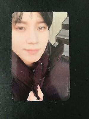 Taemin - 2nd album repackage Moving photocard kpop