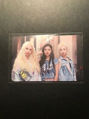 LOONA Monthly Girl OEC - Mix&Match Group Limited ver. photocard kpop