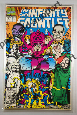 THE INFINITY GAUNTLET # 5  *** THANOS *** WITH nitrile gloves!