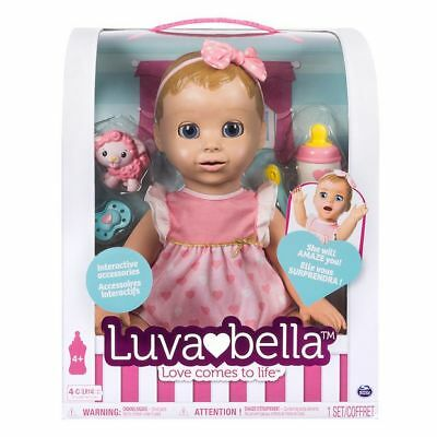 NEW Luvabella - Blonde Hair Doll