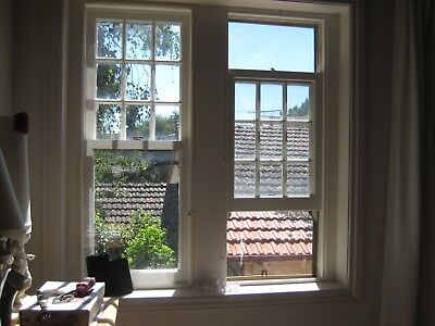 double sash windows and timber frame pick up Brighton