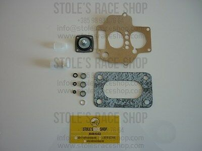 Weber 32 Dmtr Carburatore Kit Revisione Fiat 128 Rally Coupe 1300 A112 Abarth
