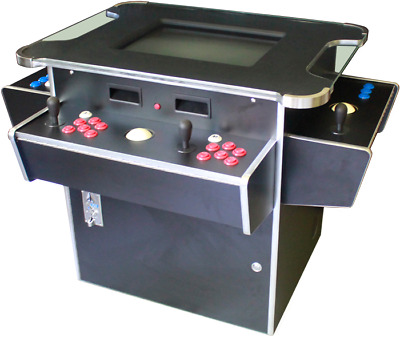 Tabletop Arcade Machine / Cocktail Video Game - 4 Player - 900 games - RRP $1790