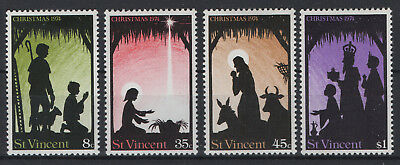 St. Vincent - Christmas - MLH Set of 4