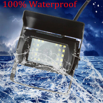 Waterproof 480 TV Car Rear View Camera Anti-Shock LED Nights Vision BUS Truck