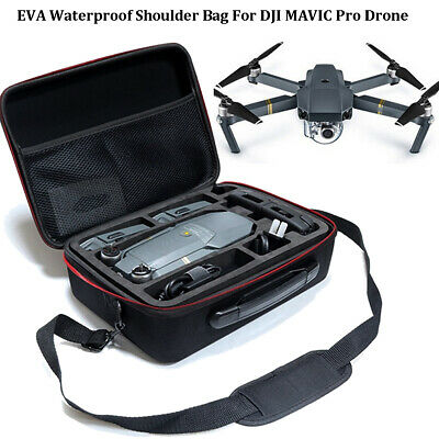 AU Waterproof Carry Case Storage Shoulder Bag Backpack For DJI MAVIC Pro Drone
