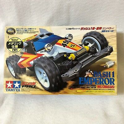 Tamiya DASH1 EMPEROR Metallic Special Limited 18625 1/32 Mini 4WD Auth
