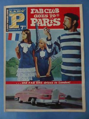 Lady Penelope 45 1966 Gerry Anderson Monkees! Very Rare! Superb!