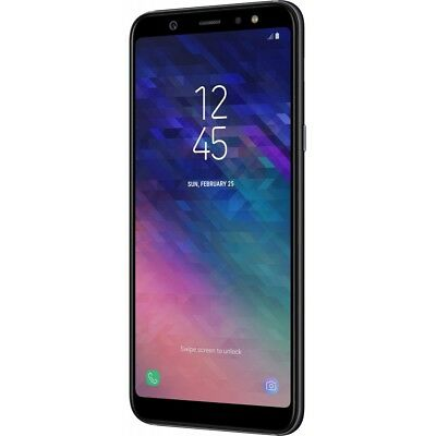 Samsung Galaxy A6+/A6 Plus A605 black Android Smartphone Handy ohne Vertrag