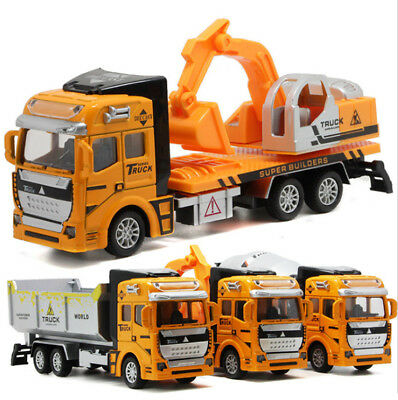Toys for Boys Truck Toy Kids Construction Vehicles 3 4 5 Year Old Boys Cool Toy