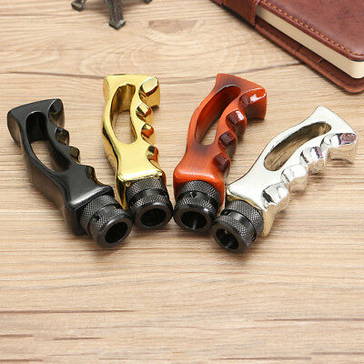 Car Metal Manual Transmission Grip Gear Shift Knob Skull Lever Shifter Universal