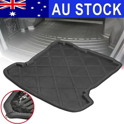 AU Rear Trunk Tray Boot Liner Cargo Mat Floor Carpet For Mitsubishi Pajero 06-16