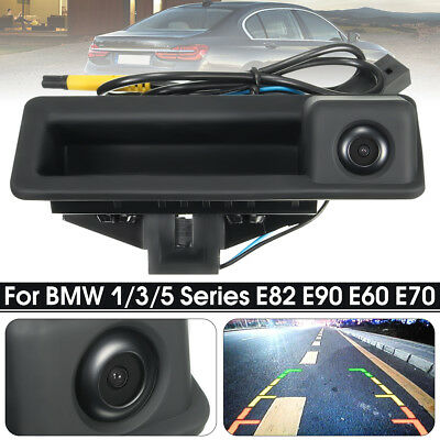 170° Reverse Handle CCD Rear View Camera For BMW E70 E71 E82 E88 E84 E90 E91 E93