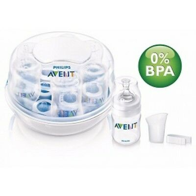 Philips Avent Easy Sterilising At Home & Away