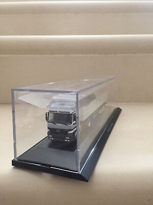 Herpa. Promotion Modell Mercedes Benz Actros - 3achs Sattelzug Promote Chauffer
