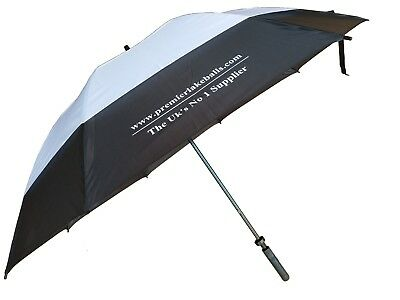 "Brand New 50"" Dual Canopy Golf Umbrella , Cheapest Online"