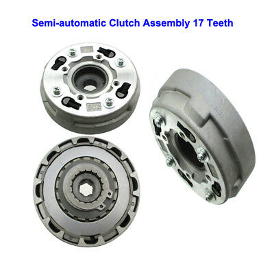 Back To Search Resultshome 17t Semi-automatic Clutch Assembly For Chinese 50cc 110cc 125cc Engines Pit Dirt Bike Atv Quad Taotao Buyang Kazuma