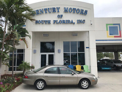 2004 Mercury Sable  Alloy Wheels Clean CarFax Fog Cruise Power Windows