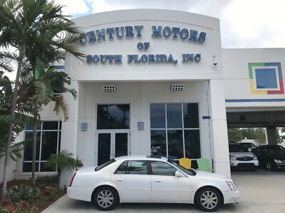2006 Cadillac DeVille  unroof BOSE Chrome Wheels 1 Owner CD Changer XM