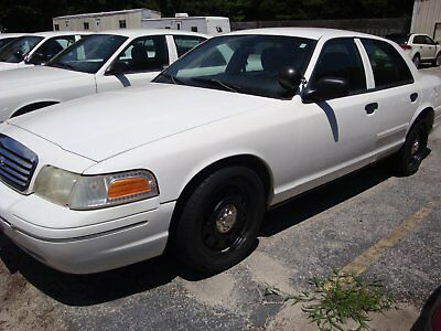 2011 Ford Crown Victoria Police Interceptor 2011 Ford Crown Victoria Police Interceptor